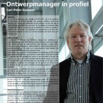 """PDF Ontwerpmanager """"in Profiel"""" Juli 2011"""